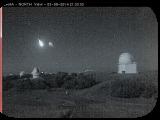 Sistema de detección y seguimiento de meteoros del CAHA