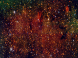 GALACTICNUCLEUS will allow to study the stellar population surrounding the super-massive black hole of the galactic centre with unprecedented detail