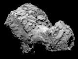 Forma del cometa 67P